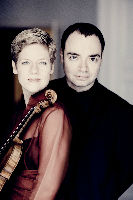 Isabelle Faust and Alex Melnikov